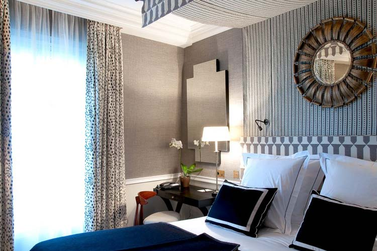 Deluxe Room - Hotel Recamier - Paris