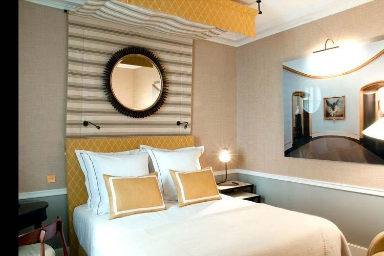 Tradition Room - Hotel Recamier - Paris