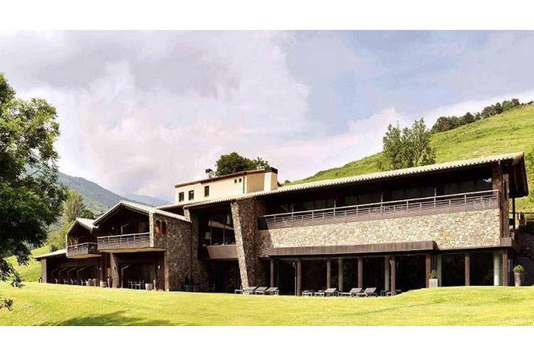 General View - Hotel Resguard dels Vents - Ribes de Freser