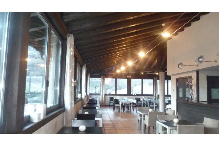 Restaurant - Hotel Resguard dels Vents - Ribes de Freser