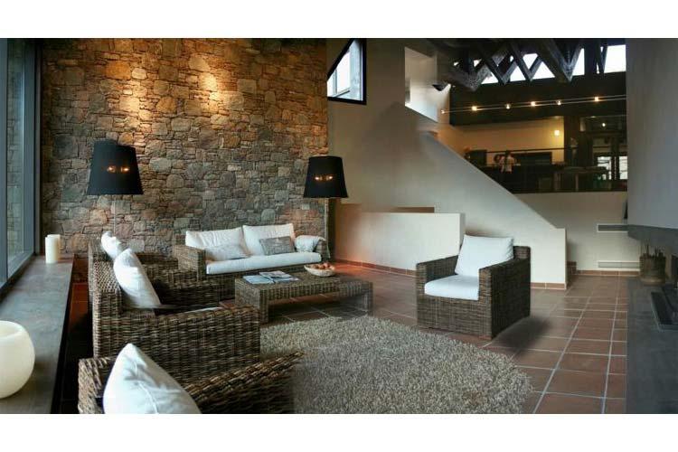 Lounge - Hotel Resguard dels Vents - Ribes de Freser