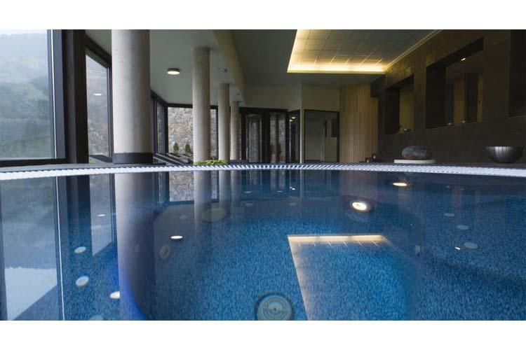 Swimming Pool - Hotel Resguard dels Vents - Ribes de Freser