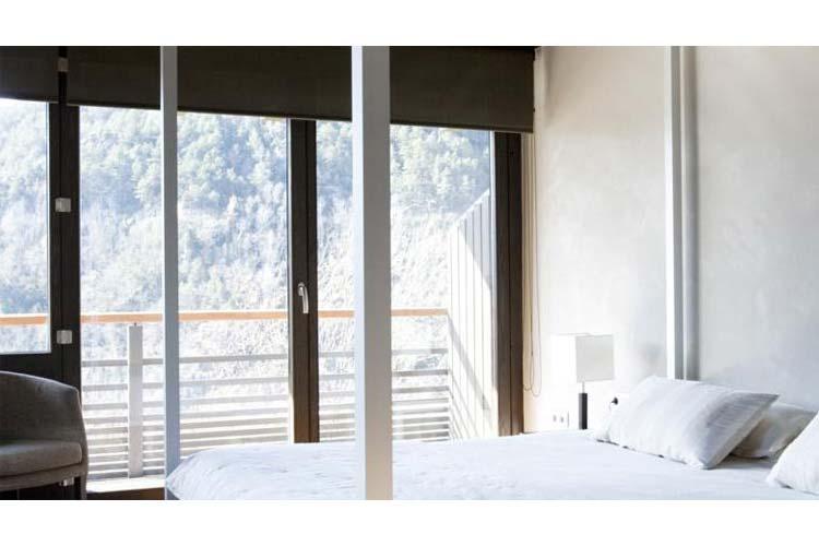 Suite - Hotel Resguard dels Vents - Ribes de Freser