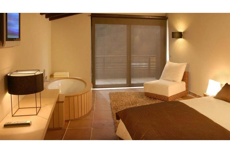 Superior Room Acqua - Hotel Resguard dels Vents - Ribes de Freser