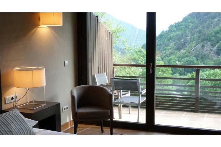 Superior Room - Hotel Resguard dels Vents - Ribes de Freser