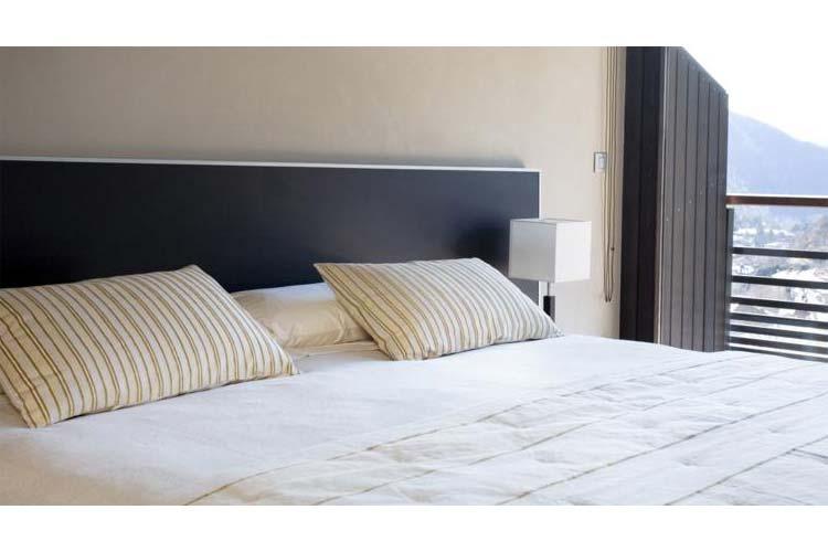 Double Room - Hotel Resguard dels Vents - Ribes de Freser