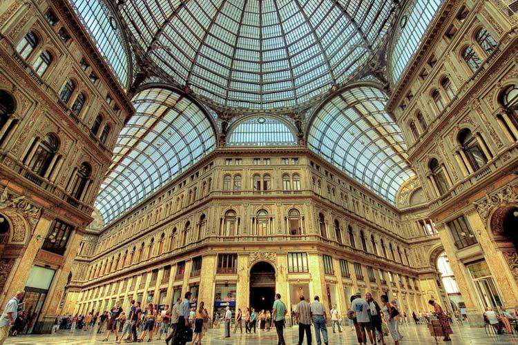 Exterior - Art Hotel Galleria Umberto - Naples