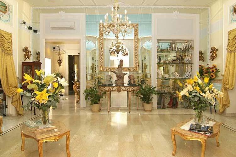 Common Area - Art Hotel Galleria Umberto - Neapel