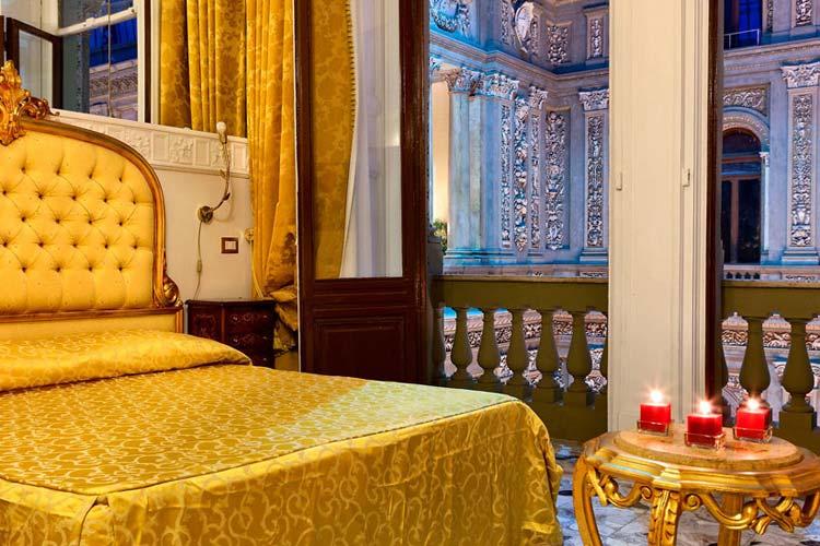 Dependance Room Gallery View - Art Hotel Galleria Umberto - Neapel