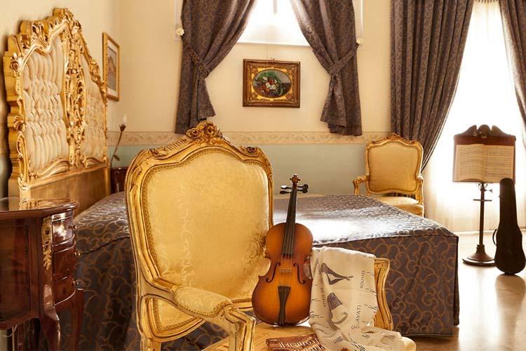 Art Room - Art Hotel Galleria Umberto - Naples