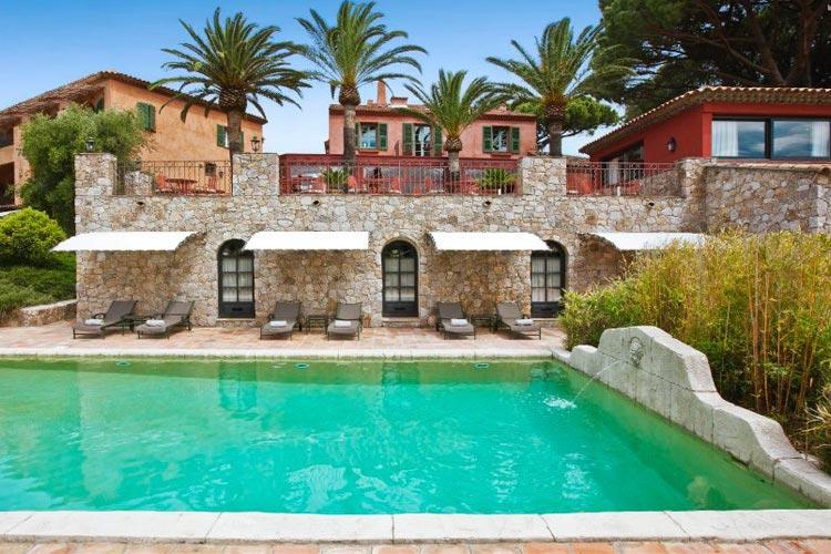 La signoria a boutique hotel in corsica for Boutique hotels corsica