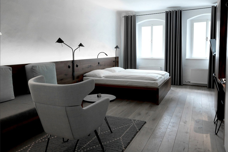 Arthotel blaue gans a boutique hotel in salzburg for Design hotel salzburg