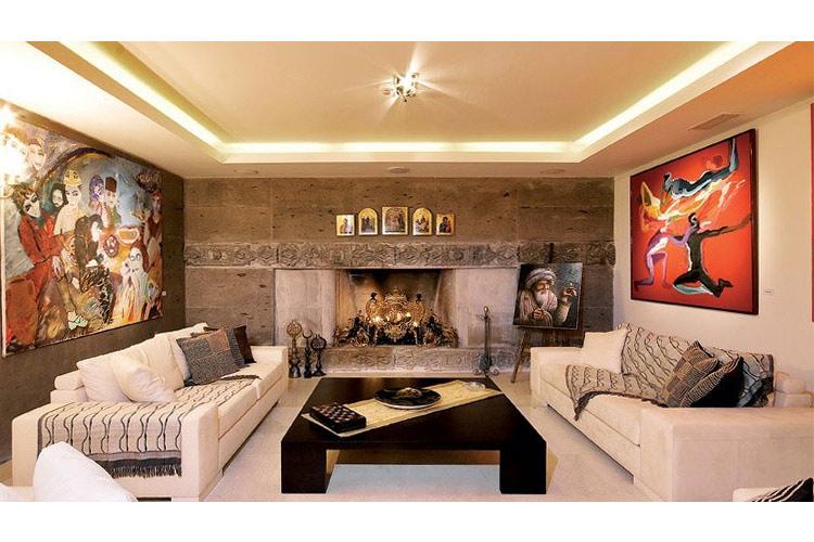 Lounge - Casa Dell'Arte - Torba