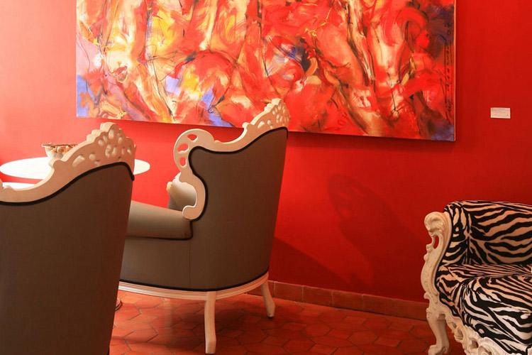 Lounge - Hotel Cezanne - Aix-en-Provence