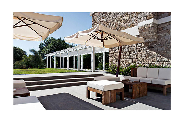 Lanthia resort h tel boutique sardaigne for Sardaigne boutique hotel