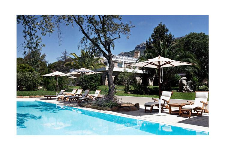 Lanthia resort ein boutiquehotel in sardinien for Sardinien design hotel