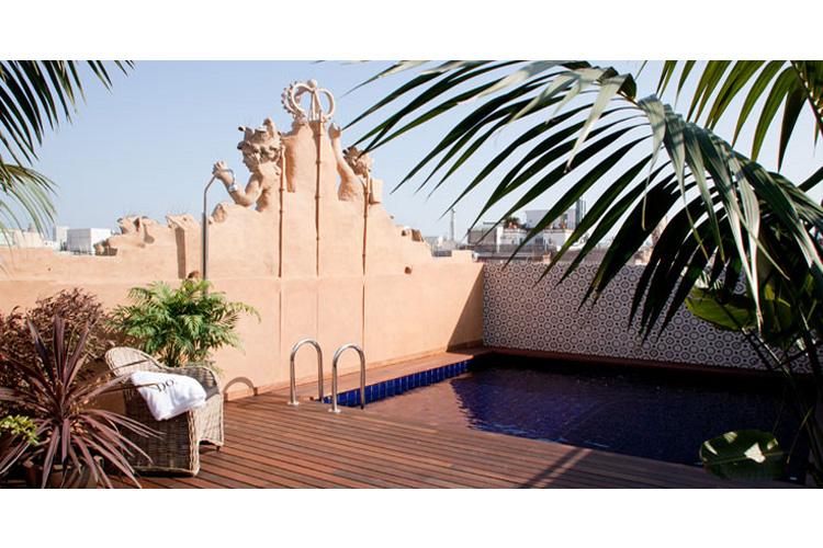 Swimming Pool - Hotel DO: Plaça Reial - Barcelona