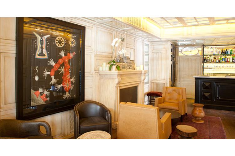 Lobby - Hotel DO: Plaça Reial - Barcelona