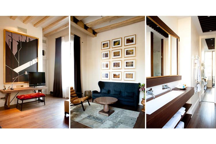 Junior Suite - Hotel DO: Plaça Reial - Barcelona