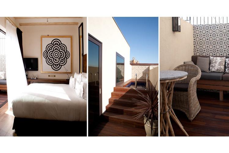 The Rooftop Room - Hotel DO: Plaça Reial - Barcelona