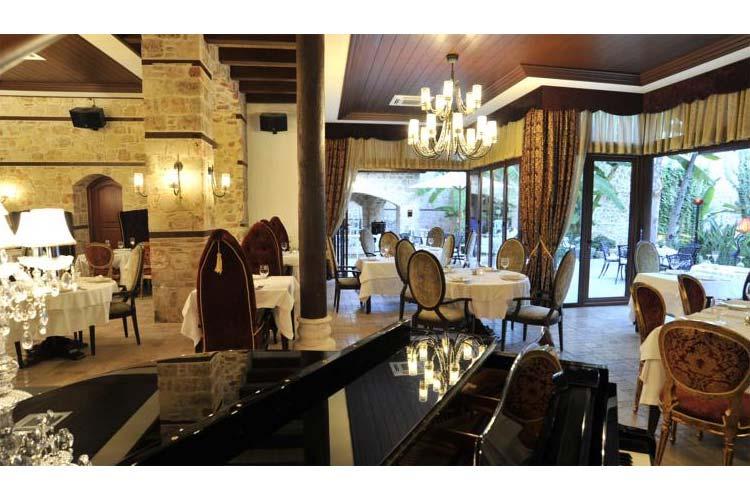 Restaurant - Tuvana Hotel - Antalya