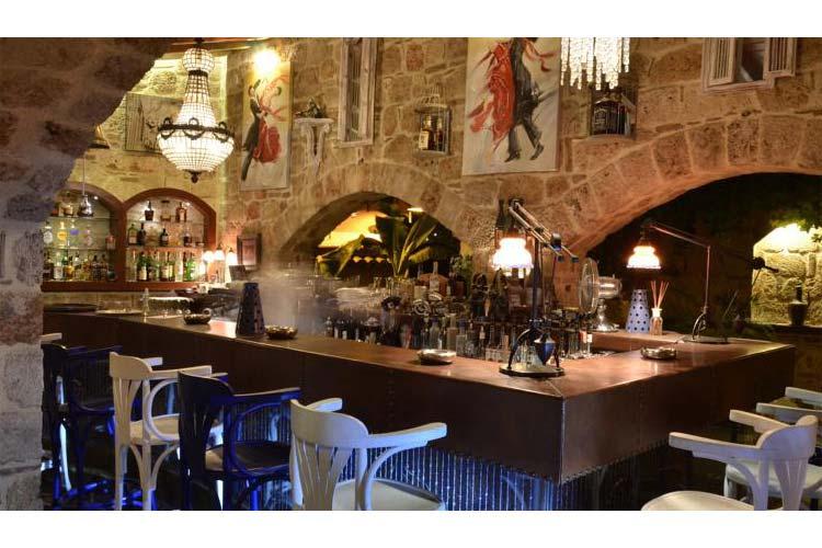 Bar - Tuvana Hotel - Antalya