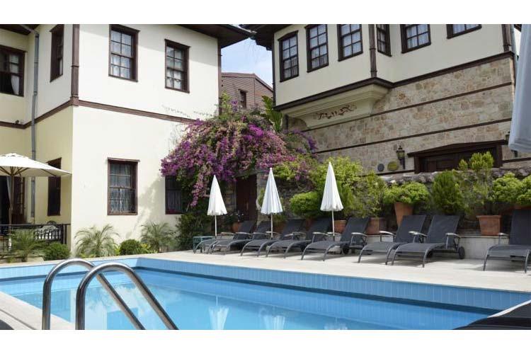 Swimming Pool - Tuvana Hotel - Antalya