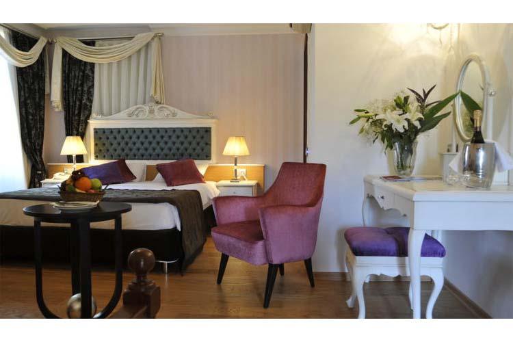 Standard Triple Room - Tuvana Hotel - Antalya