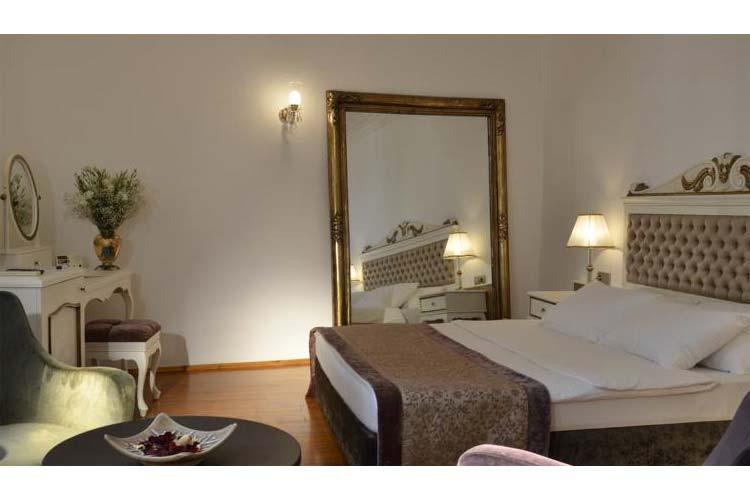 Superior Double Room - Tuvana Hotel - Antalya