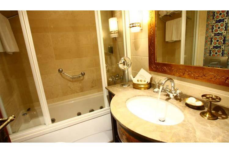 Bathroom - Tuvana Hotel - Antalya