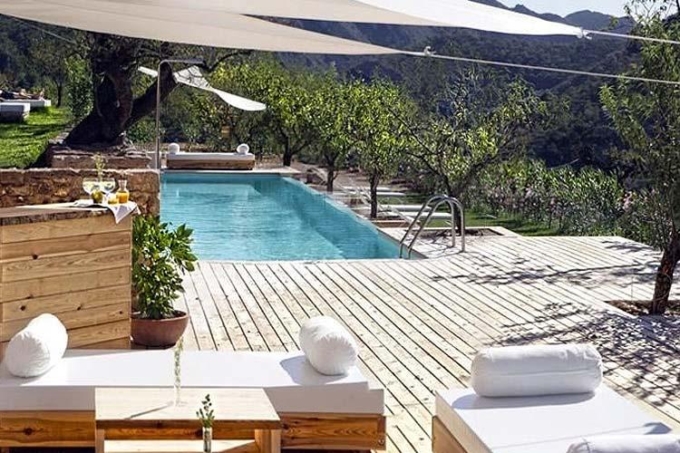 Swimming Pool - Hotel Mas Mariassa - Pratdip