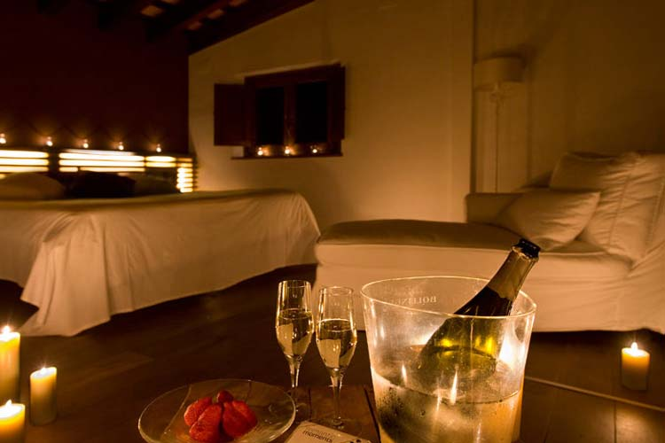 Rooms - Hotel Mas Mariassa - Pratdip