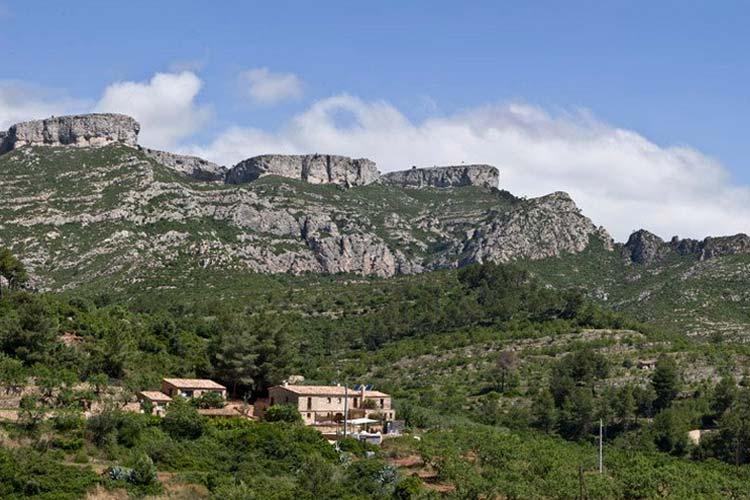 The Views - Hotel Mas Mariassa - Pratdip