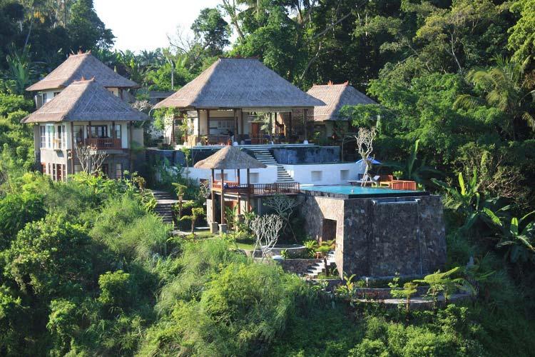 General View - Amori Villa - Pejeng Kawan