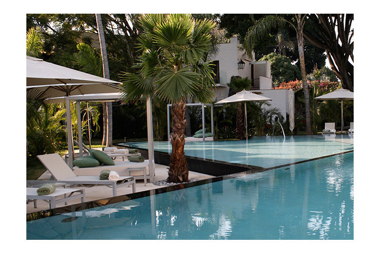 Swimming Pool - Anticavilla Hotel & Spa - Cuernavaca
