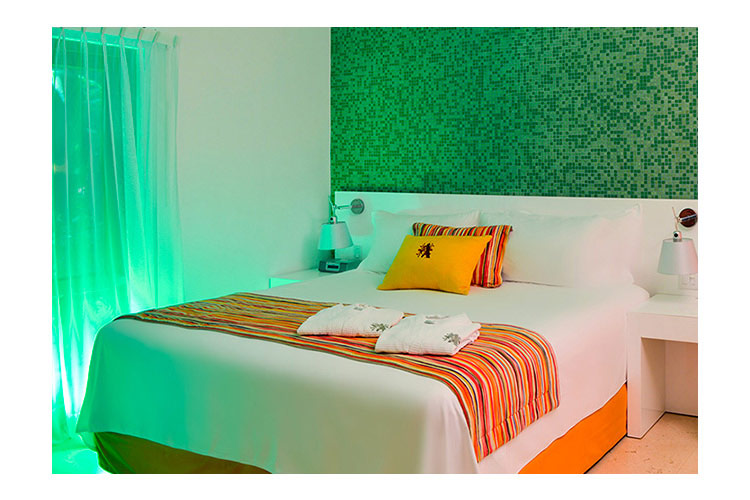 Junior Suite - Anticavilla Hotel & Spa - Cuernavaca