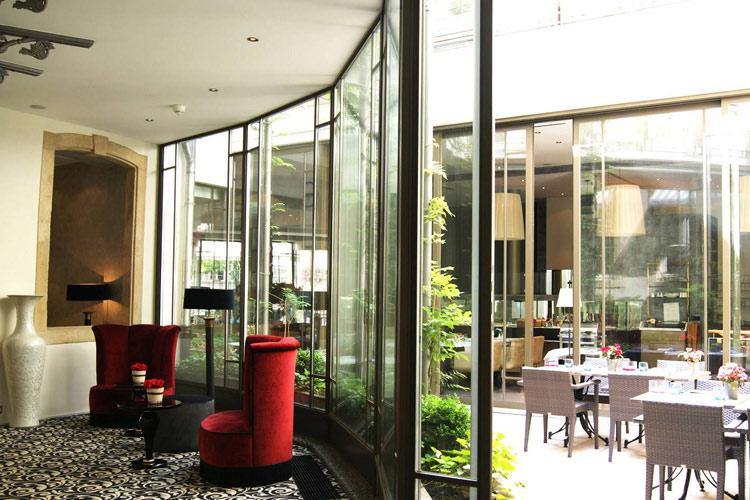 Le place d 39 armes h tel boutique ville de luxembourg for Small great hotels