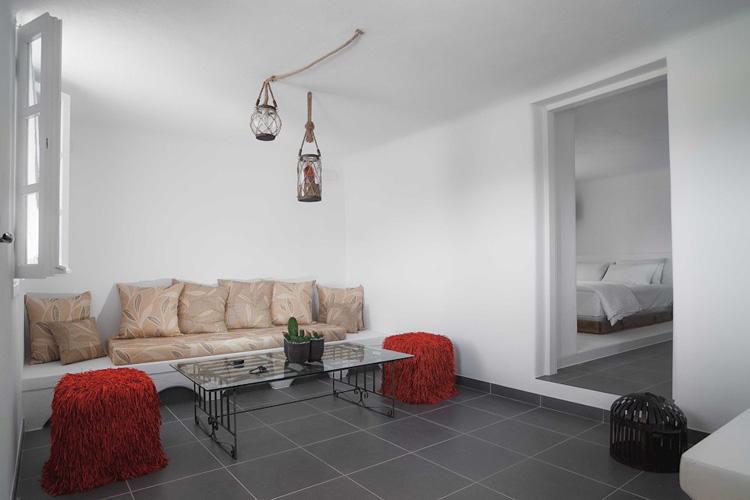 Ground Floor Suite - Almyra Guest Houses - GREECE