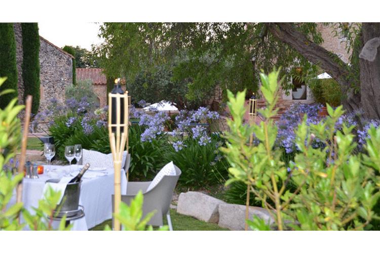 Garden - Mas Falgarona - Costa Brava
