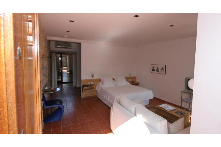 Junior-Suite-Garden-View - Mas Falgarona - Costa Brava