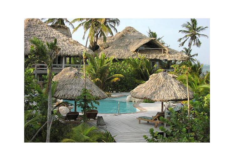 General View - Xanadu Island Resort Belize - San Pedro