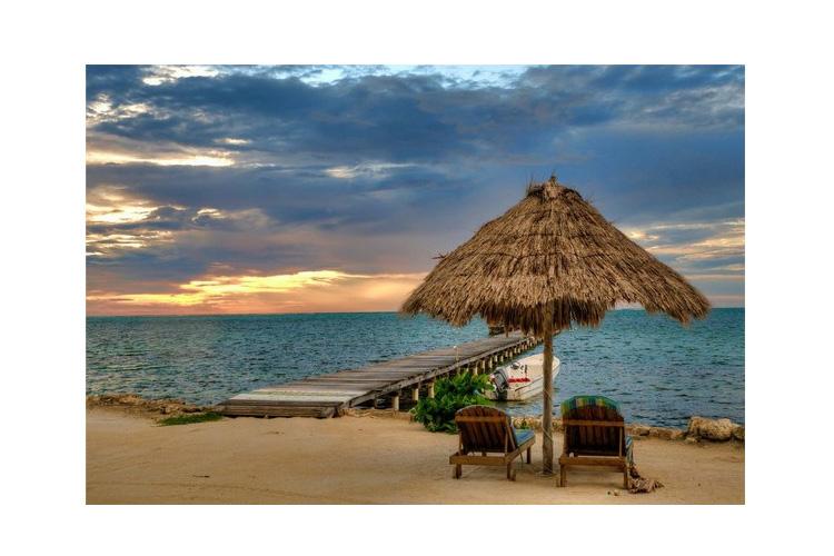 The Beach - Xanadu Island Resort Belize - San Pedro