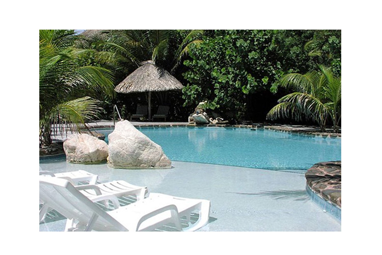 Swimming Pool - Xanadu Island Resort Belize - San Pedro