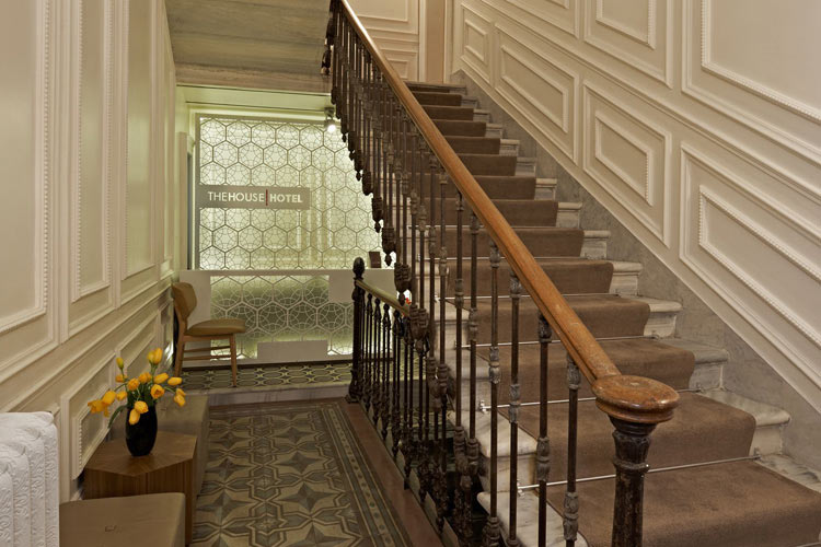 The Staircase - The House Hotel Galatasaray - Istanbul