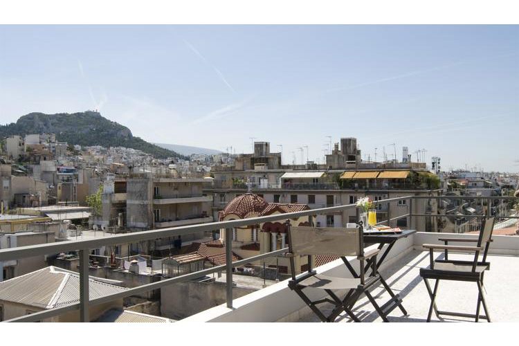 Hotel areos h tel boutique ath nes for Small great hotels