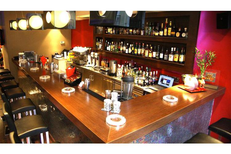 Bar - Hotel Areos - Atenas