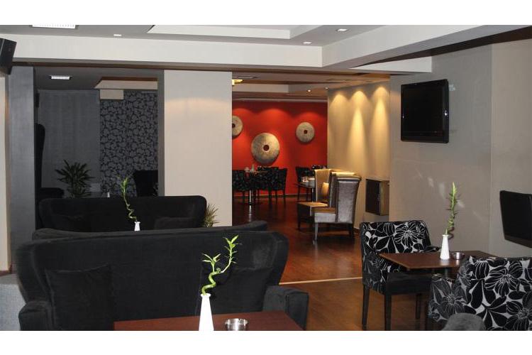 Lounge - Hotel Areos - Atenas