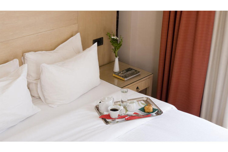 Single Room - Hotel Areos - Athens