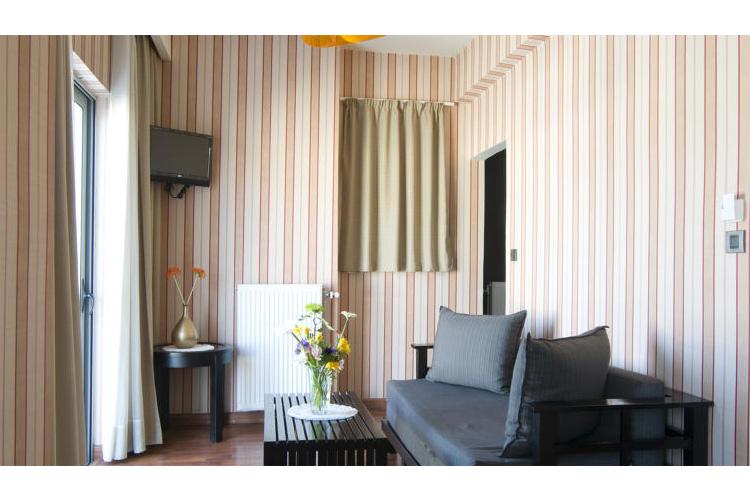 Suite - Hotel Areos - Atenas