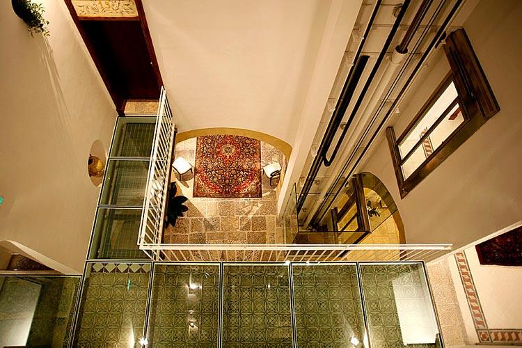 Detail of Interiors - Hotel Carmine - Marsala